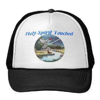 Tocado por la inspiración del Espíritu Santo Gorra
