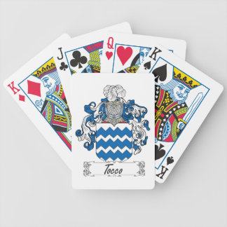 Tocco Family Crest Card Decks