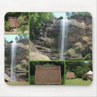 Toccoa Falls Mousepad