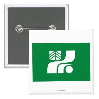 Tochigi Prefecture Flag Pins