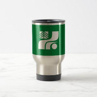 Tochigi Prefecture Flag Coffee Mugs