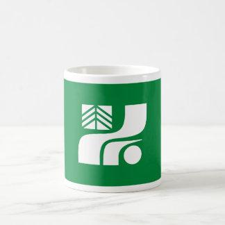 Tochigi Prefecture Flag Mugs