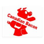 Tocino canadiense postal