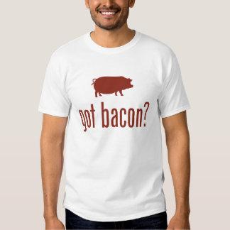 ¿Tocino conseguido? Camiseta Playeras