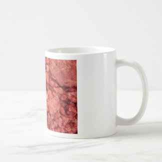 Tocino de la carne de la carne picada tazas de café