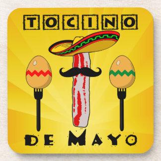 Tocino de Mayo Beverage Coaster
