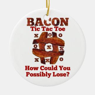 Tocino de Tic Tac Ornamento Para Arbol De Navidad