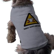 ¡Tocino del AMOR de los perros! Camiseta De Mascota