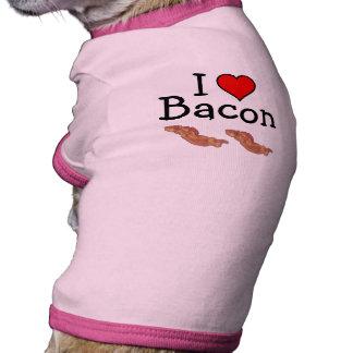 Tocino del amor I (del corazón) - camiseta del per Camisetas Mascota