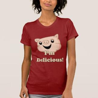 Tocino delicioso camisetas