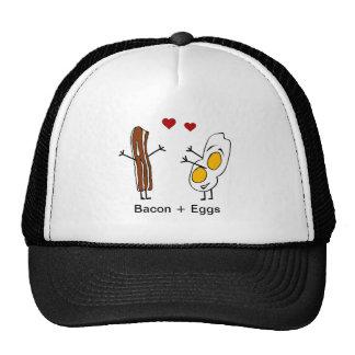 Tocino + Gorra de los huevos