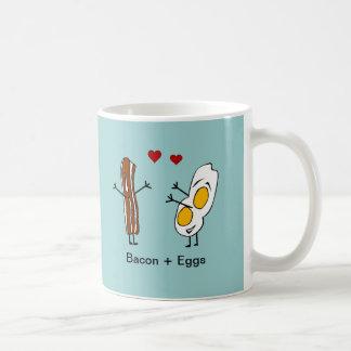 Tocino + Huevos Taza De Café