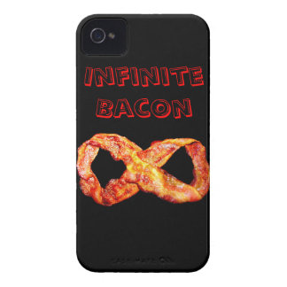 Tocino infinito iPhone 4 protectores