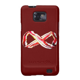 ¡TOCINO infinito! Samsung Galaxy S2 Carcasas