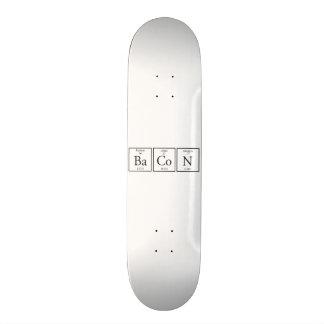 Tocino Tabla De Skate