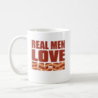 Tocino real del amor de los hombres taza clásica