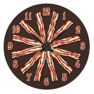 Tocino Reloj Redondo Grande
