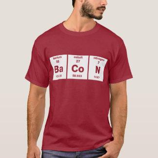 Tocino - tabla periódica de los elementos playera