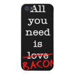 Tocino todo lo que usted necesita iPhone 5 fundas