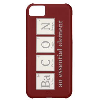 Tocino, un elemento esencial carcasa para iPhone 5C