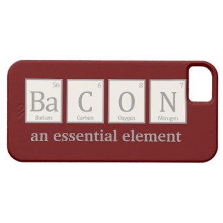 Tocino, un elemento esencial iPhone 5 cárcasa