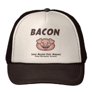 Tocino - vegano gorras