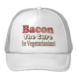 Tocino vegetariano gorra