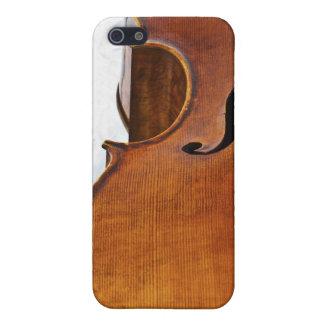 Toco el violoncelo iPhone 5 cárcasas