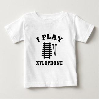 Toco el xilófono camisetas