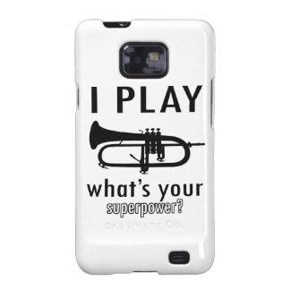 Toco la trompeta galaxy SII coberturas