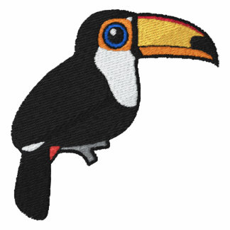Toco Toucan Embroidery
