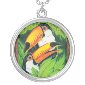 Toco Toucan Necklace