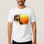 Toco Toucan (Ramphastos toco) is the largest Tee Shirt