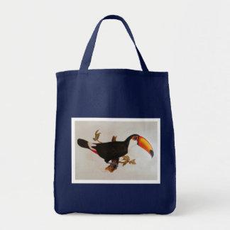 Toco Toucan (Ramphastos toco) Tote Bag