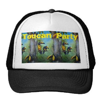 Toco Toucan Trucker Hat