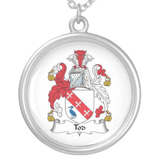 Tod Family Crest Jewelry