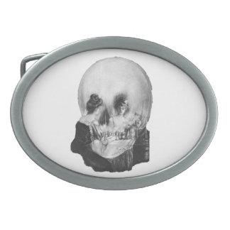 Toda es 1892) hebillas del cinturón de la vanidad  hebillas cinturón ovales