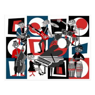 Toda esa postal del jazz