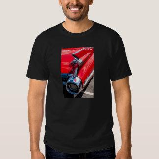 Toda la camiseta americana del carrito poleras