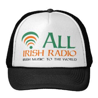 Toda la Dublín irlandesa (radio) Gorros