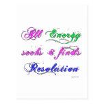 Toda la energía busca… postal
