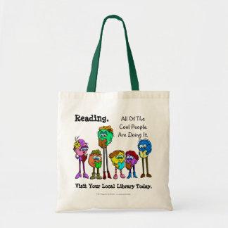 Toda la gente fresca leída bolsas