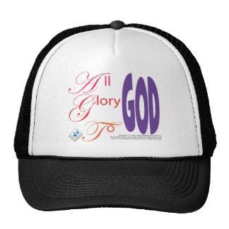 Toda la gloria a DIOS Gorro