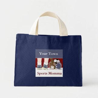 Toda la plantilla del bolso de Momma de los deport Bolsas