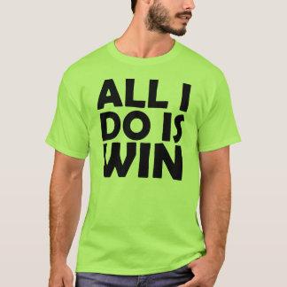 Toda lo que lo hago es camisa del triunfo