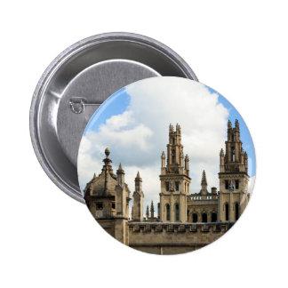 Todas las almas universidad, Oxford Pin Redondo 5 Cm