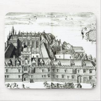 Todas las almas universidad, Universidad de Oxford Alfombrilla De Ratón