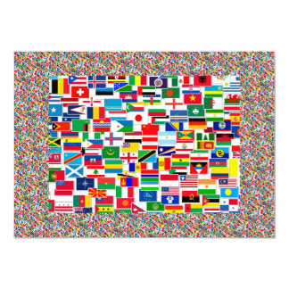 Todas las banderas del International Comunicado