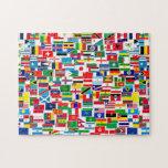 Todas las banderas del International Puzzle