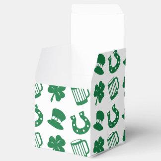 todas las cosas irlandeses, modelo cajas para regalos